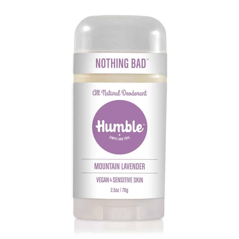 Humble Brands Vegan & Sensitive Skin deodorant